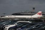 ガペ兄さんが、ロンドン・ヒースロー空港で撮影したブリティッシュ・エアウェイズ Concorde 102の航空フォト(写真)