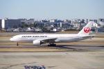 flying_horseさんが、伊丹空港で撮影した日本航空 777-289の航空フォト(写真)