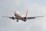 kuro2059さんが、那覇空港で撮影したチェジュ航空 737-86Qの航空フォト(写真)