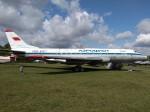 ilyushinさんが、ウリヤノフスク・バラタエフカ空港で撮影したソビエト空軍 Tu-124Shの航空フォト(写真)
