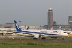 安芸あすかさんが、成田国際空港で撮影した全日空 787-9の航空フォト(写真)