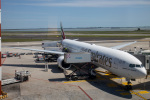 チャッピー・シミズさんが、ヴェネツィア マルコ・ポーロ国際空港で撮影したエミレーツ航空 777-31H/ERの航空フォト(写真)