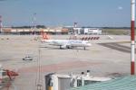チャッピー・シミズさんが、ヴェネツィア マルコ・ポーロ国際空港で撮影したターキッシュ・エアラインズ A321-231の航空フォト(写真)