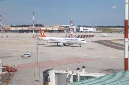 チャッピー・シミズさんが、ヴェネツィア マルコ・ポーロ国際空港で撮影したターキッシュ・エアラインズ A321-231の航空フォト(飛行機 写真・画像)