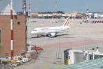 チャッピー・シミズさんが、ヴェネツィア マルコ・ポーロ国際空港で撮影したエールフランス航空 A319-111の航空フォト(写真)