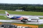 T.Sazenさんが、成田国際空港で撮影したマレーシア航空 A350-941XWBの航空フォト(写真)
