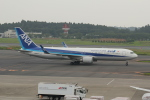 keitsamさんが、成田国際空港で撮影した全日空 767-381/ERの航空フォト(写真)