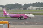keitsamさんが、成田国際空港で撮影したピーチ A320-214の航空フォト(飛行機 写真・画像)