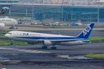 レラーシカニーさんが、羽田空港で撮影した全日空 767-381/ERの航空フォト(写真)