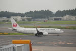 keitsamさんが、成田国際空港で撮影した日本航空 737-846の航空フォト(写真)
