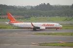keitsamさんが、成田国際空港で撮影したチェジュ航空 737-8LCの航空フォト(飛行機 写真・画像)