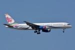 トロピカルさんが、成田国際空港で撮影したサンデー・エアラインズ 757-21Bの航空フォト(写真)