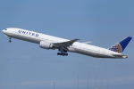 masa707さんが、サンフランシスコ国際空港で撮影したユナイテッド航空 777-322/ERの航空フォト(写真)