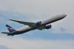 アルビレオさんが、成田国際空港で撮影したアエロフロート・ロシア航空 777-3M0/ERの航空フォト(写真)