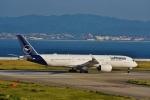 kurubouzuさんが、関西国際空港で撮影したルフトハンザドイツ航空 A350-941XWBの航空フォト(写真)