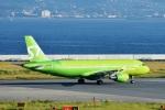 kurubouzuさんが、関西国際空港で撮影したS7航空 A320-214の航空フォト(写真)
