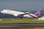 きんめいさんが、中部国際空港で撮影したタイ国際航空 787-8 Dreamlinerの航空フォト(写真)
