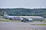チョロ太さんが、成田国際空港で撮影したエティハド航空 787-9の航空フォト(写真)