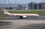 よんすけさんが、羽田空港で撮影したガルーダ・インドネシア航空 A330-343Xの航空フォト(写真)
