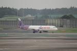 keitsamさんが、成田国際空港で撮影した香港エクスプレス A321-231の航空フォト(飛行機 写真・画像)