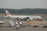 keitsamさんが、成田国際空港で撮影した日本航空 777-346/ERの航空フォト(写真)