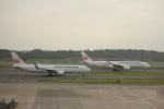 keitsamさんが、成田国際空港で撮影した日本航空 767-346/ERの航空フォト(写真)