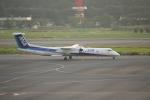 keitsamさんが、成田国際空港で撮影したANAウイングス DHC-8-402Q Dash 8の航空フォト(写真)