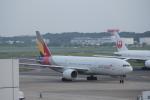 keitsamさんが、成田国際空港で撮影したアシアナ航空 777-28E/ERの航空フォト(写真)