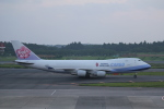 keitsamさんが、成田国際空港で撮影したチャイナエアライン 747-409F/SCDの航空フォト(写真)
