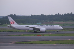 keitsamさんが、成田国際空港で撮影した日本航空 787-8 Dreamlinerの航空フォト(写真)