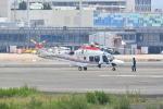 md11jbirdさんが、伊丹空港で撮影した朝日新聞社 AW169の航空フォト(写真)