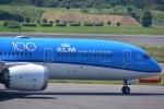 チョロ太さんが、成田国際空港で撮影したKLMオランダ航空 787-9の航空フォト(写真)