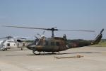 ANA744Foreverさんが、千歳基地で撮影した陸上自衛隊 UH-1Jの航空フォト(写真)