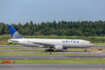 Y-Kenzoさんが、成田国際空港で撮影したユナイテッド航空 777-222の航空フォト(写真)
