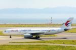 naveさんが、関西国際空港で撮影した中国東方航空 A330-243の航空フォト(写真)