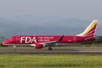 camelliaさんが、静岡空港で撮影したフジドリームエアラインズ ERJ-170-200 (ERJ-175STD)の航空フォト(写真)