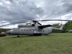 ilyushinさんが、ウリヤノフスク・バラタエフカ空港で撮影したアエロフロート・ソビエト航空 Mi-6の航空フォト(飛行機 写真・画像)