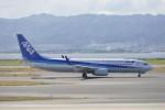 KKiSMさんが、関西国際空港で撮影した全日空 737-881の航空フォト(写真)