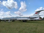 ilyushinさんが、ウリヤノフスク・バラタエフカ空港で撮影したアエロフロート・ソビエト航空 Tu-134AKの航空フォト(飛行機 写真・画像)
