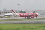KKiSMさんが、ニノイ・アキノ国際空港で撮影したエアアジア A320-214の航空フォト(写真)