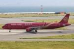 青春の1ページさんが、関西国際空港で撮影した吉祥航空 A321-211の航空フォト(写真)