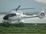 ヒコーキグモさんが、岡南飛行場で撮影したオートパンサー EC130T2の航空フォト(写真)