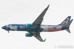 遠森一郎さんが、福岡空港で撮影した中国聯合航空 737-8HXの航空フォト(写真)