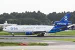 リン.さんが、成田国際空港で撮影したプロジェクト・オービス MD-10-30Fの航空フォト(写真)