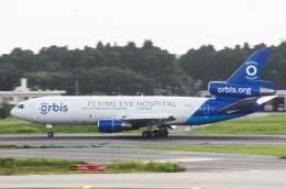 椰子さんが、成田国際空港で撮影したプロジェクト・オルビス MD-10-30Fの航空フォト(飛行機 写真・画像)