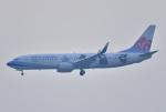HISAHIさんが、福岡空港で撮影したチャイナエアライン 737-8FHの航空フォト(写真)