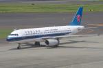 yabyanさんが、中部国際空港で撮影した中国南方航空 A320-232の航空フォト(写真)