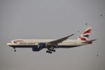 だいすけさんが、ドバイ国際空港で撮影したブリティッシュ・エアウェイズ 777-236/ERの航空フォト(写真)