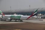 だいすけさんが、ドバイ国際空港で撮影したエミレーツ航空 777-31H/ERの航空フォト(写真)