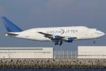 Wings Flapさんが、中部国際空港で撮影したボーイング 747-4J6(LCF) Dreamlifterの航空フォト(写真)